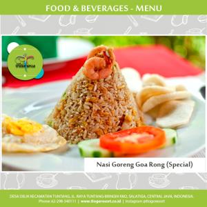 Special-nasi-goreng-goa-rong-tlogo-resort-tuntang-menu-food-and-beverage-design-by-duaide-jasa-website-di-semarang