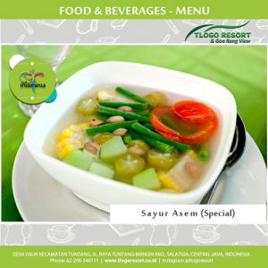Special-sayur-asem-goa-rong-tlogo-resort-tuntang-menu-food-and-beverage-design-by-duaide-jasa-website-di-semarang